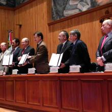 foto oficial del Convenio