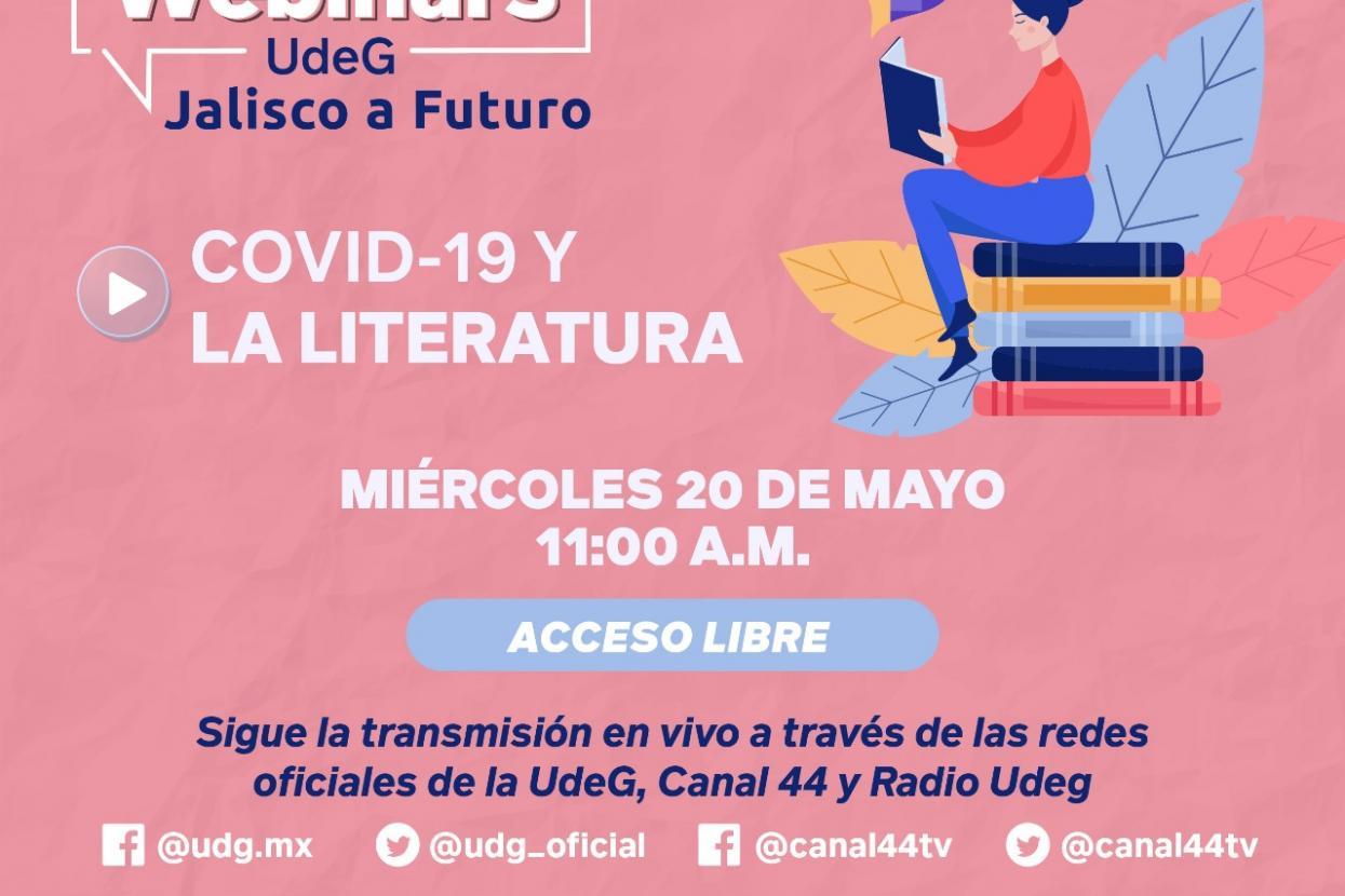 COVID-19 y la literatura